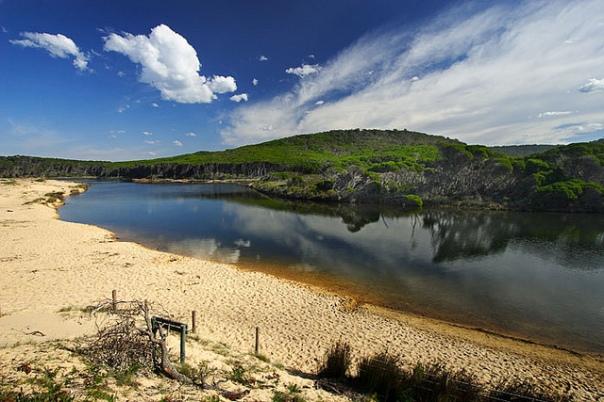 Bournda Lagoon